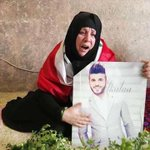 #العراقيه_في_سطور هي من ربّت وتعبت وصبرت وبعدها يأتي عربي لقيط ليقتل ابنها بدم بارد #تفجير_الكاظميه لن يوقف تقدمنا https://t.co/OwApiTyyzh
