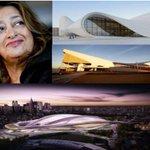 المهندسة العراقية زها حديد ولدت في بغداد 1950 وتوفيت في 2016 لها الكثير من التصاميم المميزة #العراقية_في_سطور https://t.co/qfoHMZ05F7