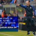 Pour Ludovic Batelli, le sélectionneur des U19, lobjectif est clair! 🇫🇷 👊 #FRAITA #EuroU19 https://t.co/IpC7Qk91By