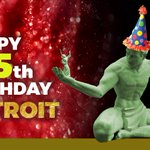 Its our 315th birthday! #HappyBirthdayDetroit #Detroit https://t.co/H2MsLWS9ff