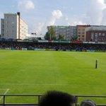Aurinko paistaa Tammelassa. Peli alkaa kohta. #Ilves #PSKemi #Veikkausliiga https://t.co/aji5sr5KuS