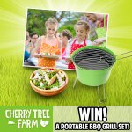 #WIN a portable #BBQ grill for a great day out! A Winner Every #Friday of July! To enter RT&F with #SummerLoveCTF https://t.co/1R0WBiEE9k