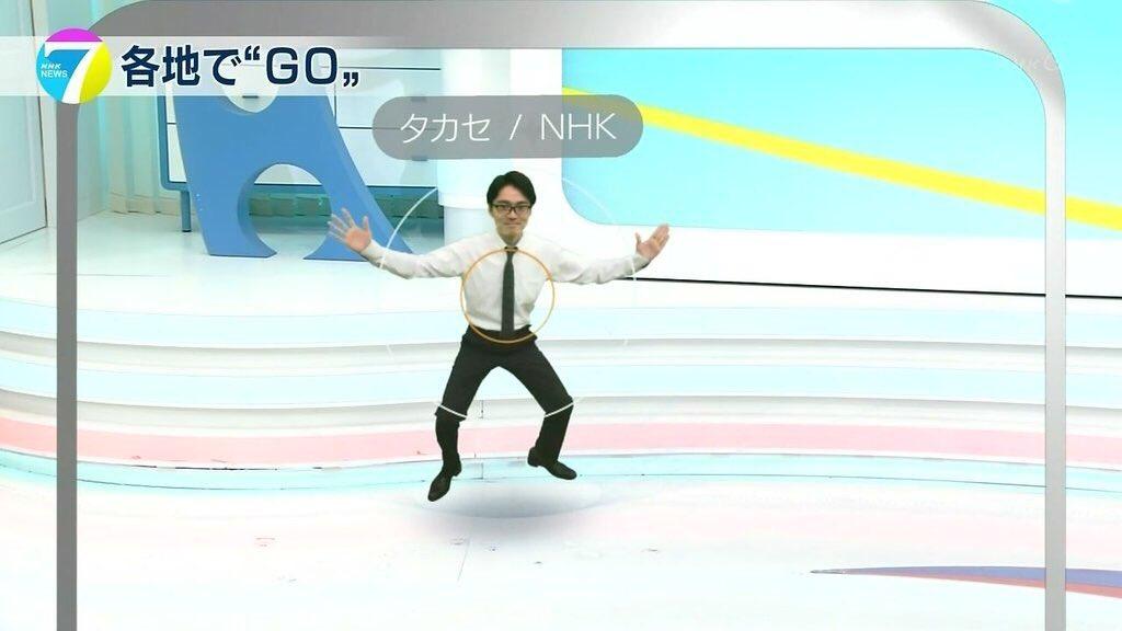 NHKポケモンGO