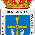 Mi ciudad se llama #Oviedo y este es su escudo https://t.co/iYSlDaskJ2