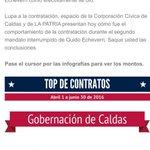 #LupaALaContratación Así contrató @GoberCaldas @GuidoEcheverri en el primer semestre 2016 https://t.co/UogkuhJLHc https://t.co/h3a3iL9Wsu