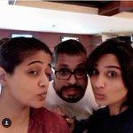 RT @FilmyCorp: Actress @priyamani6 cute selfie at #Kabali screening !! https://t.co/Z8vPztC6ri