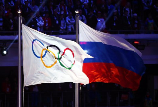 No blanket ban for Russia's athletes