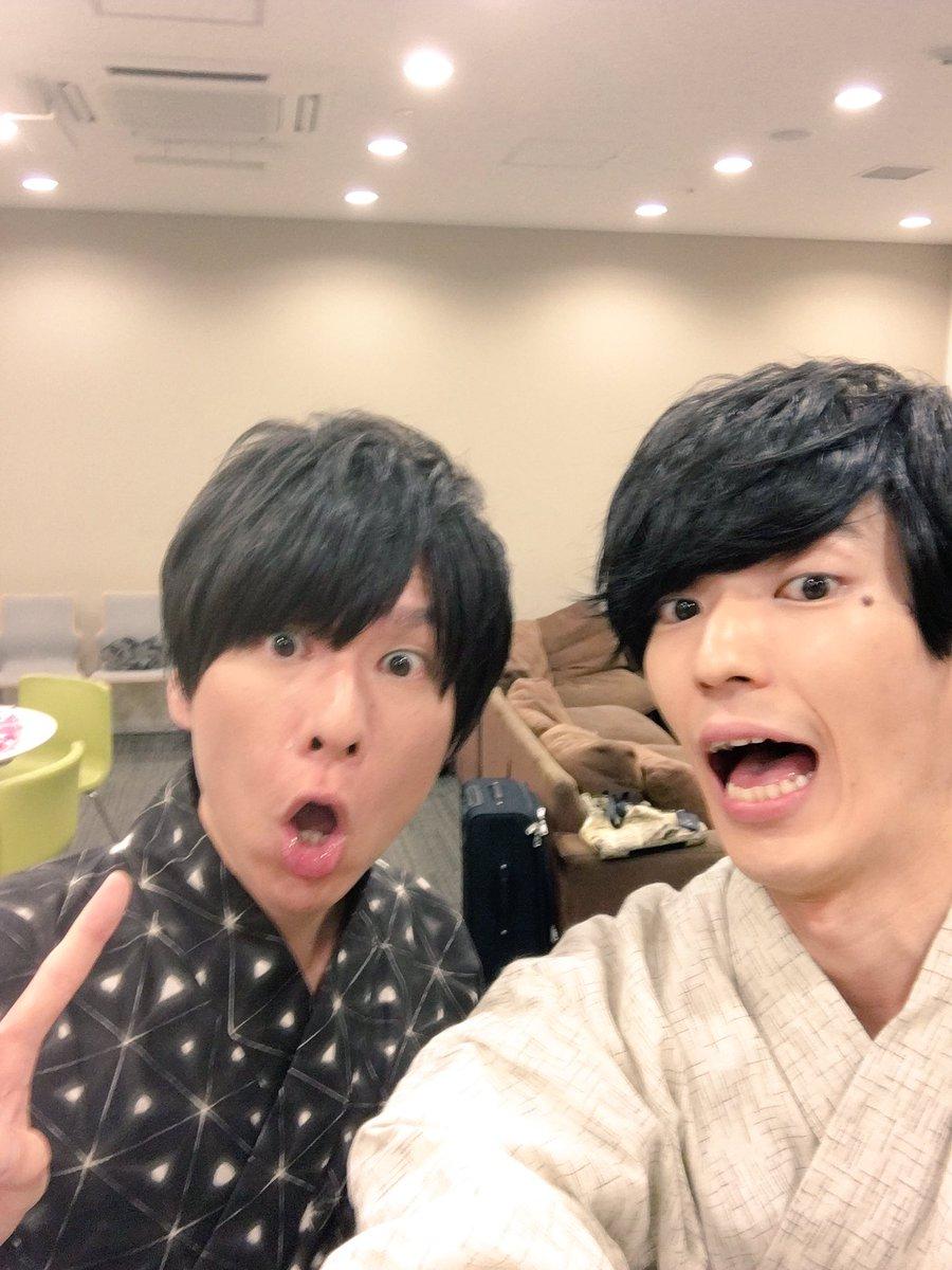ショットショット!!!  こうたろと武駿さんは、二日間MC本当にお疲れさまでしたっ(´・ω・`)♪ …