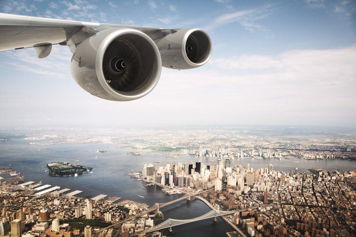 Die Aussicht gibt's bei AirBnB nicht noch mal. Schon gar nicht für das Angebot! Ab nach NYC: