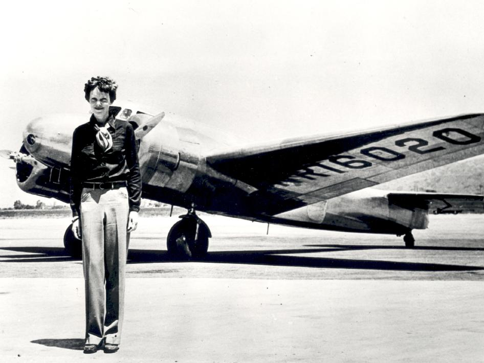 """There is more to life than being a passenger."" Happy Birthday Amelia Earhart - a true aviation inspiration! https://t.co/wEptOt3CA6"