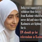#KashmirFrom1947toAK47 The @UN is a story of broken promises as far as Indian Occupied Kashmir is concerned. https://t.co/Va9Y311s0A