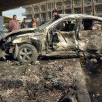#داعش يتبنى الهجوم الانتحاري على الكاظمية شمال شرق #بغداد https://t.co/HFcV9Hl5fy https://t.co/YrUsRP3keo