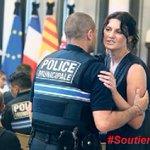 Soutien à #SandraBertin-responsable de la VidéoSurveillance à Nice- attaquée par #Cazeneuve pour avoir dit la vérité https://t.co/W46VdBtXCc