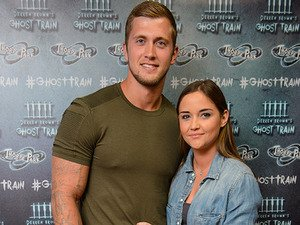 Dan Osborne helps make Jacqueline Jossa's Harry Potter wish come true!