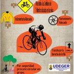 Si la bici quieres usar, no olvides la precauciones que hay que tomar. @UDEGERCaldas te cuida. https://t.co/cUaZQB8EXE