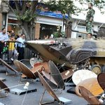 #Iran destroys 100,000 satellite dishes in anti freedom of Information driven crackdown https://t.co/FdaCVP3n02 https://t.co/zZId3x0iC8