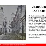 Desde hace exactamente 186 años somos la orgullosa capital del #EdoMex.  ¡Felicidades #Toluca! 🎉🏔👍🏼 https://t.co/xC1PbdfGNg