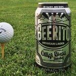 Drinkin good beer should be par for the course. ⛳️🍺 #MaltySanchez #HeySolidChoice   📷: beer.30/IG https://t.co/SEfEhuxBNE