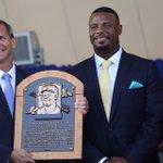 Welcome to baseball immortality, Ken Griffey Jr.! (via @MLB) https://t.co/fODvT8Vuha