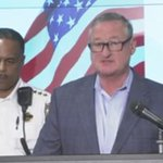 Philadelphia Mayor Kenney: Country needs 4 days of positivity at #DNC2016 https://t.co/JaE1ffCKYW https://t.co/1uOOxby2oY