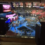 Heres our live report position from inside Wells Fargo Center for the Democratic Convention @wusa9 #DemsInPhilly https://t.co/wItEz3ME3n