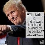 Corrupt Kaine: #DonaldTrump Reveals Nickname for @HillaryClintons VP Pick @timkaine. https://t.co/oOoiQUbiJH https://t.co/k4jowoT6ZQ