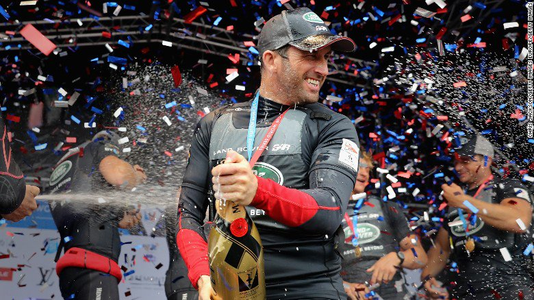 Ainslie's Brits claim America's Cup World Series win: