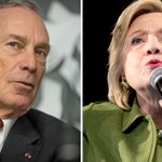 Michael Bloomberg to endorse Hillary Clinton | https://t.co/yJLvGRSXd6 https://t.co/mt3uCTbDDf
