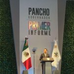 Muy honrado d representar @eruviel_avila acudí al 1er informe del Gobernador Francisco Domínguez Servién #Queretaro. https://t.co/B13vV3SUoM