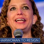 JUST IN: Debbie Wasserman Schultz to resign as DNC chair at end of convention https://t.co/mxpy3BI51I https://t.co/YRIH6yRxhy