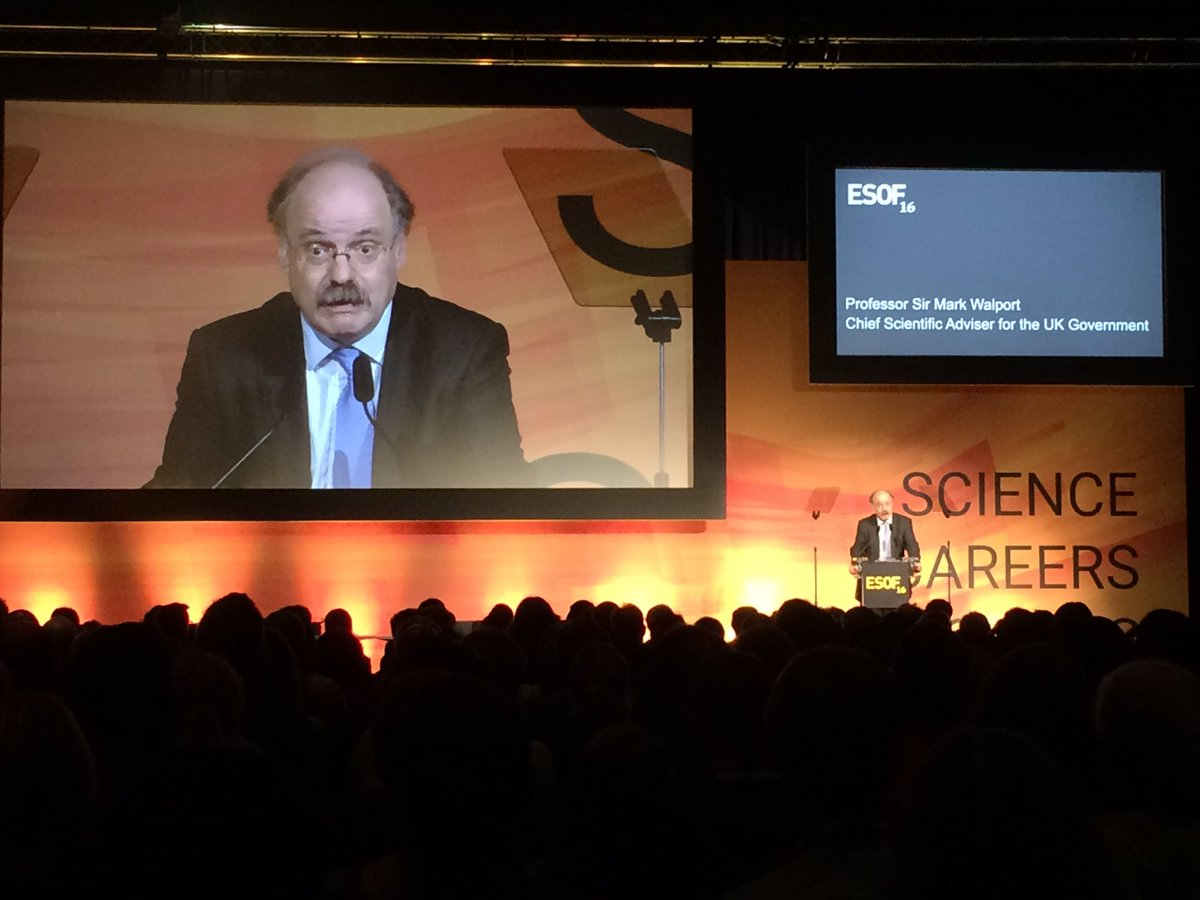 """""""The UK is not withdrawing from European science, it is a global enterprise"""". Brexit comes up constantly at #ESOF16 https://t.co/AuaaAYjbhk"""