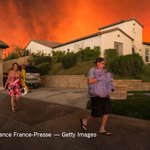 A California wildfire spread across 20,000 acres, prompting evacuations https://t.co/9g3T35wp3L https://t.co/06aFu1YL7S