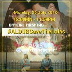 With the Power Kiss, Super M.A. found the Lolas. Will the Lolas be finally saved ? 🙏  🐼 OHT #ALDUBSaveTheLolas https://t.co/ou0IbQTCWS