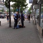 GERMANY: Man with machete kills a woman, injures 2 other people in Reutlingen, Germany. attacker arrested. PHOTOS: https://t.co/ld4kuAZfeR