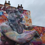 So much talent and incredible work in Bristol @Upfest https://t.co/IQnx9Vi6m5