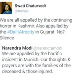 These dalit lovers are only worried abt Gujarat Dalits Mam @bainjal no love for Bihar dalits? #HindusStayUnited https://t.co/awDPAMfU8k