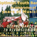 Free Concert: Windsor Optimist Youth Band Turns 50, 7pm #DieppePark #YQG #CBCeyes @WOYB_info https://t.co/rvKQ20O4tL https://t.co/JgJReqp3In