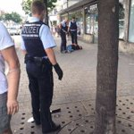 +++ German police say man who killed woman with machete in Germany today is Syrian asylum seeker +++ https://t.co/sjuFfThTt0