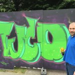 Loving this! @Upfest @tuco_tuco @freshbloodcrew @mikierods @RobSpikeCollins @pgmhart https://t.co/K1yIgfUm5t