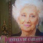Esto decía Estela de Carlotto sobre Mirtha. Con quien está almorzando? Con Mirtha. Aplaudan fuerte cumpas. https://t.co/vTeha2pYJK