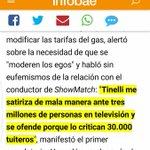 Honestidad accidental: Macri reivindica a sus trolls y hasta confiesa la cantidad. Aunque para Lopérfido serían 8000 https://t.co/YccMNPy9sz