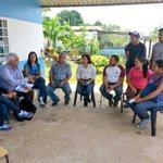 Equipo de @Guillermo_Call en el Rincón de Monagas, Parrq. San Simón, Mcpio. #Maturín se organiza para activar el #RR https://t.co/esPPQlr8qK