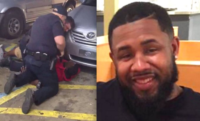 Man who posted video of #AltonSterling police killing arrested on false charges, loses job https://t.co/DriKcc8HYP