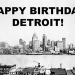 On this date 315 years ago, the great city of #Detroit was founded by Cadillac. @freep @MichiganHist @DetroitCityGov https://t.co/vHkUGiLj2Y