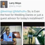 Confirmation that Evan is an excitable & substanceless hashtag pastor4hire from #ThisFlag to #Weddings! https://t.co/CNyINYEkh0