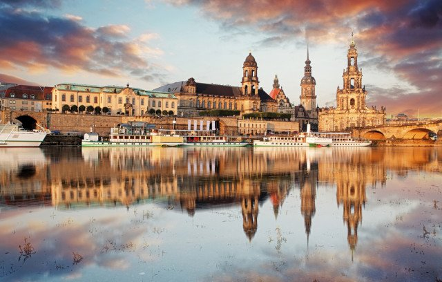 Why Dresden Germany is a fabulous phoenix! ttot @GermanyTourism