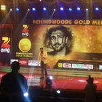 """My fave #BWGold moments include: """"#Thala fans #Thala fans thaan!"""" - #ArunVijay for Best Supp Male #YennaiArindhaal https://t.co/TjYjF6IhgR"""