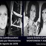 """#Mesaza podría invitar a la flia de Lambruschini. Asesinada por la madre de Wado de Pedro y la hija de Estela https://t.co/UchE0aIIvM"""""""