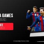 Watch ALL BARÇA games for FREE at Barça GamePass! https://t.co/vrHlYEOfGr https://t.co/arRhWp3BQK