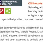 CNN muffed a story about the DNC and DWS, changed text without any correction. (Section below has been deleted.) https://t.co/WykKXEZ4ZH